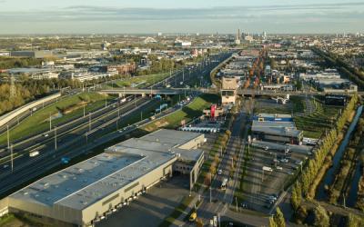 Werkzaamheden Leidsche Rijntunnel A2