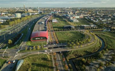 Onderhoud Leidsche Rijntunnel van 1 tot en met 5 november